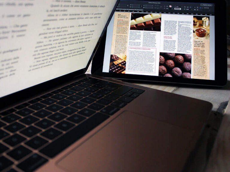 Impaginazione e Ebook
